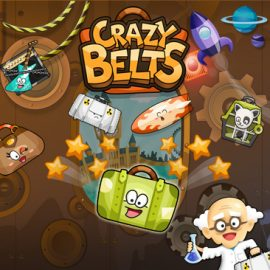 Crazy Belts Mobile Edition 1.3.1 released on the stores